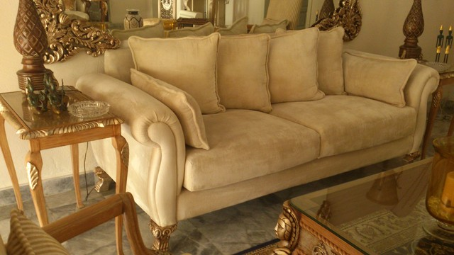House In Lahore Pakistan Traditional Sofas Other By Zahida Interiors