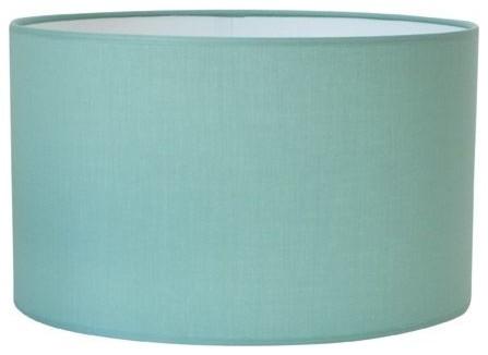 Lof abat jour vert coton d35cm contemporain abat jour par alin a mobilier d co for Abat jour contemporain