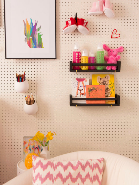 Decorative Pegboard Home Design Ideas, Pictures, Remodel and Decor