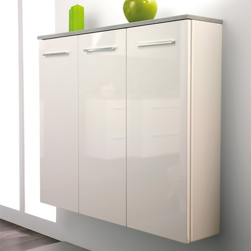 City Storage Unit Modern Bathroom Cabinets And Shelves By Ybath