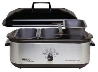 Nesco 3 Pc. Buffet Kit - Contemporary - Chafing Dishes - by HPP ...