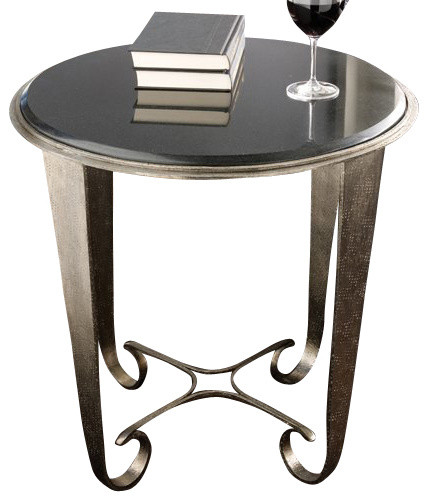 Global Views Quad Loop End Table Modern Side Tables And End Tables By Arcadian Home Lighting