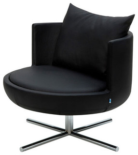 Round Lounge Chair By B T Design