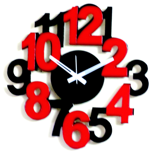 Designer wall clocks 094