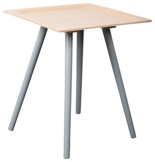 Table basse design bamboo warrior s couleur gris for Table basse scandinave couleur