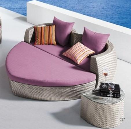 Valentine Patio Chaise Lounge Set Modern Outdoor