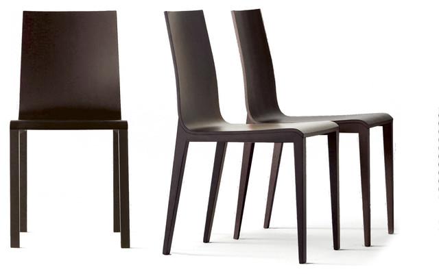 Detroit chair by santarossa modern dining chairs