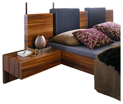 Gap Bed With Nightstands King