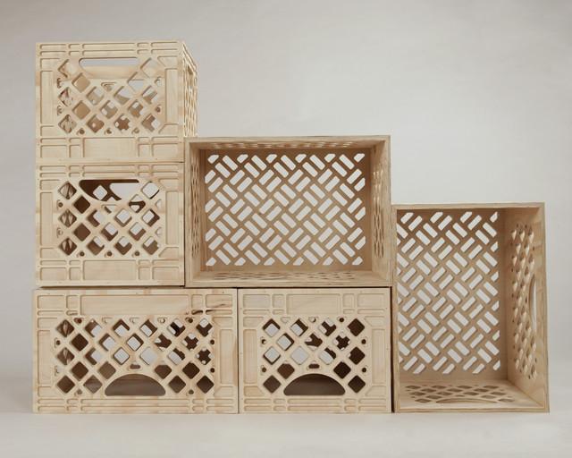 Image Result For Paris Metal Crates Set Of