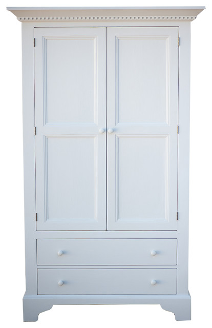 Cambridge armoire traditional wardrobes and armoires for Armoire salon design