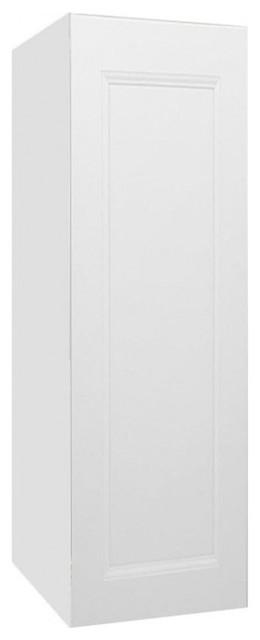 Uptown White Kitchen Wall Cabinets Houzz