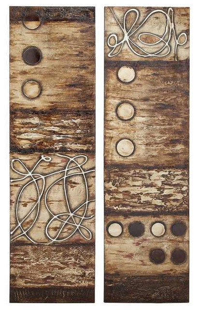 Metal Wall Art By Woodland Import Miami By Ag Home Goods