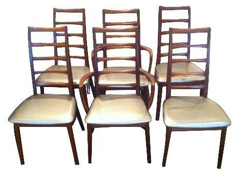 century danish style dining chairs set of 6 country dining chairs