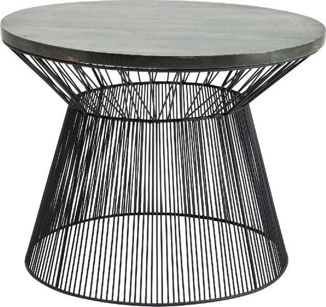 Couchtisch wire taille contempor neo mesas de centro for Kare design gmbh