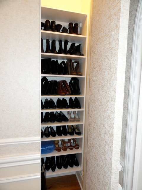 Reach In Closets Modern New York By Andrea Gary