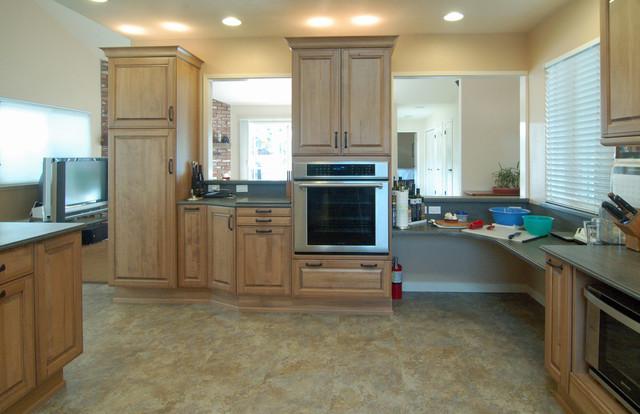 ... - Rustic - Kitchen - san luis obispo - by San Luis Kitchen Co