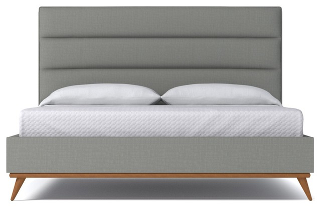 Cooper Upholstered Bed From Kyle Schuneman Dove Dove California King