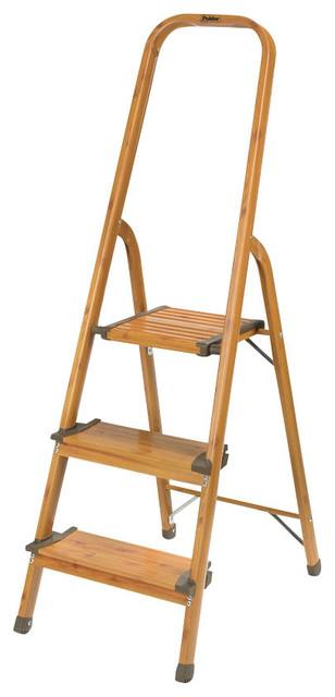 3 Step Ultralight Step Stool Scandinavian Ladders And