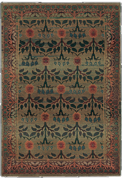 Oriental Weavers Kharma 450g Craftsman Area Rugs By