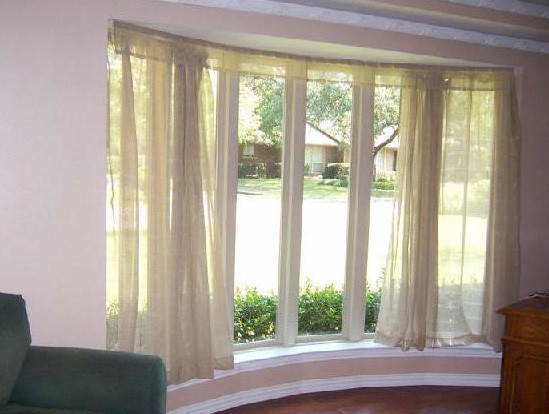 Curtains For Arched Bay Windows - Best Curtains 2017