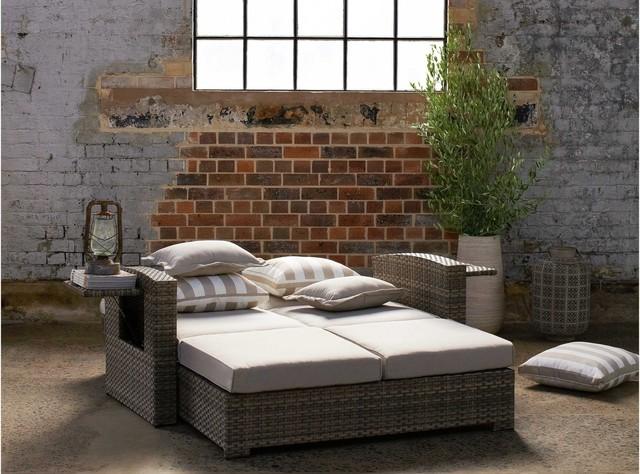 Hampton recliner daybed   trendy   udendørs  & havemøbler   af ...