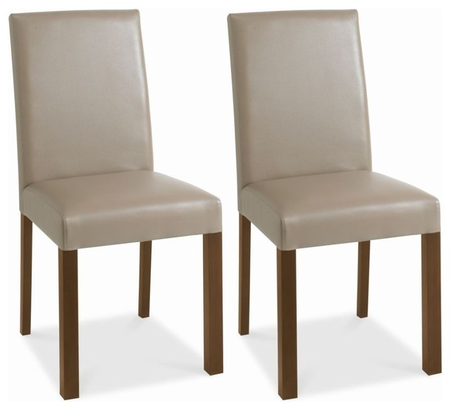 Bentley Designs Casa Walnut Dining Chair Upholstered  : contemporary dining chairs from www.houzz.co.uk size 640 x 582 jpeg 35kB