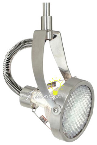 Sportster Head Modern Track Light Heads Other Metro By HK Phoenix Lig