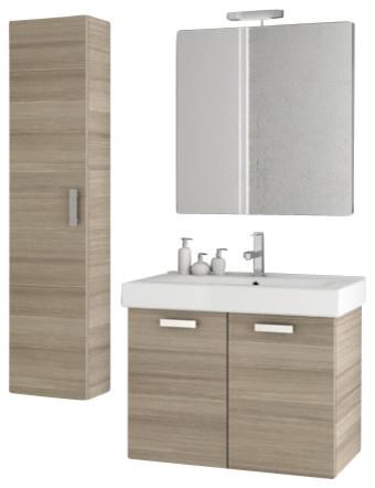 28 inch larch canapa bathroom vanity set contemporary bathroom vanity