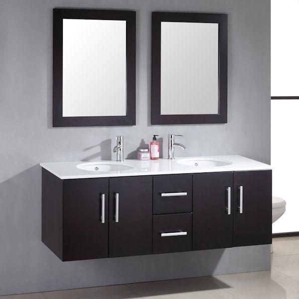 Cambridge contemporary bathroom vanities contemporary - Discount bathroom vanities chicago ...