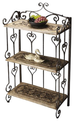 Butler Specialty Etagere -3078025 - Modern - Furniture - by StudioLX