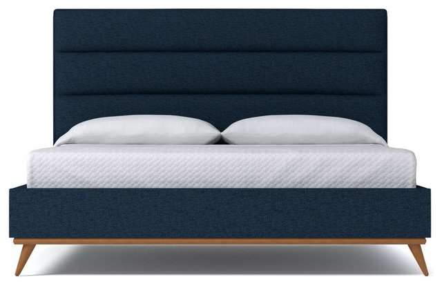 Cooper Upholstered Bed From Kyle Schuneman Baltic Baltic California