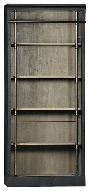 Cotati Bookcase - Industrial - Bookcases - by PlaidFox