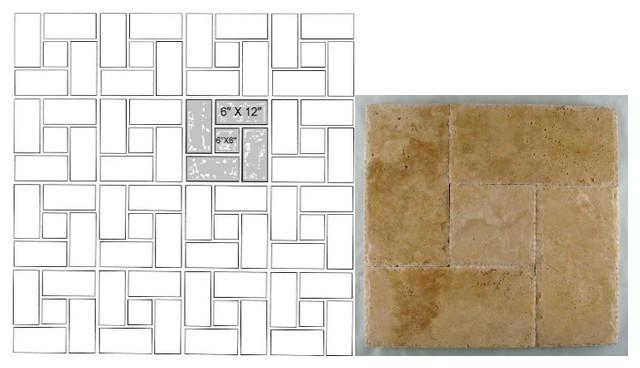 Most popular tile floor patterns in phoenix az for Most popular bathroom tile