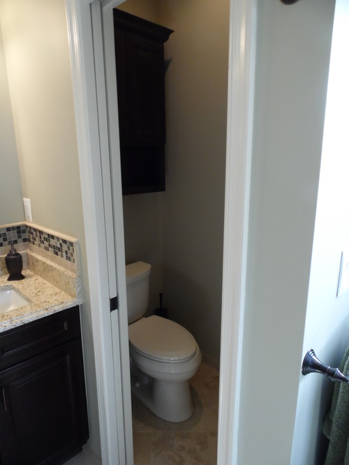 Before after bathroom renovation in alexandria va for Alexandria va bathroom remodeling