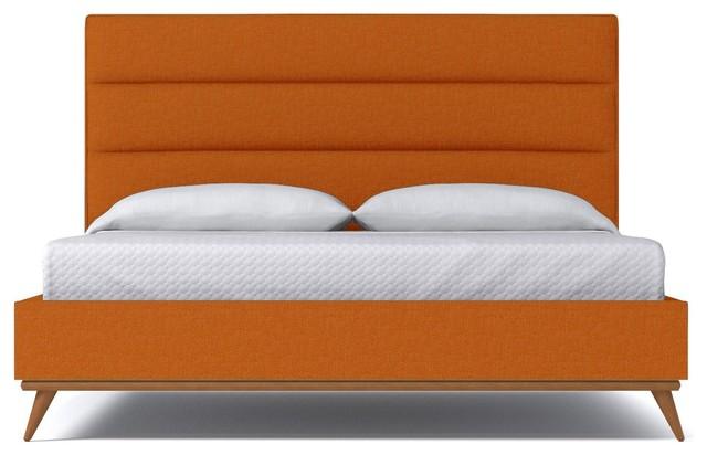 Cooper Upholstered Bed From Kyle Schuneman Sweet Potato Sweet Potato