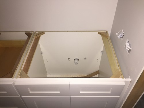 "24"" Depth Bathroom Vanity Cabinets, need advice!"
