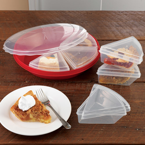 Pie Keeper With Slice Savers - Contemporary - by CHEFS