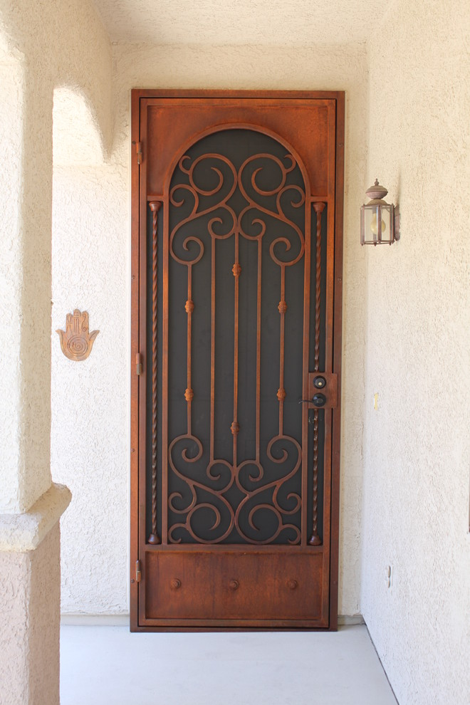 Model 811 Security Screen Door