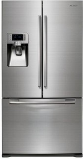 Samsung French-Door Refrigerator - Contemporary - Refrigerators - by Sears Outlet