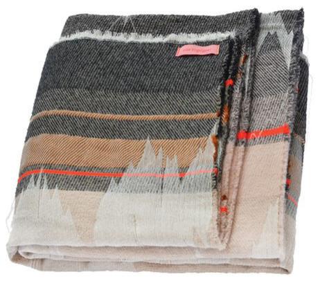 ish collection blanket bauhaus look wolldecken. Black Bedroom Furniture Sets. Home Design Ideas