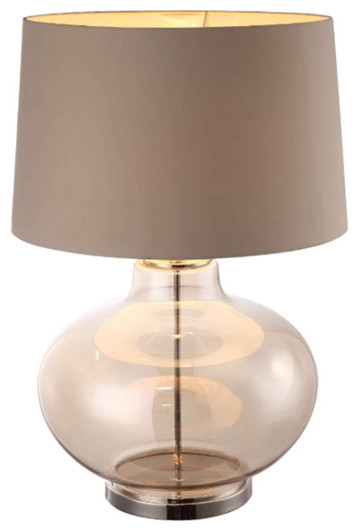 balado cognac glass table lamp eclectic table lamps by beau
