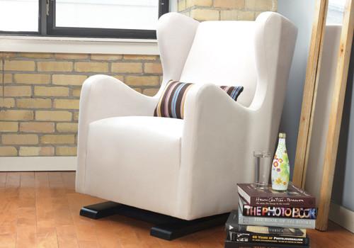 vola glider chair contemporain fauteuil d 39 allaitement par monte design. Black Bedroom Furniture Sets. Home Design Ideas