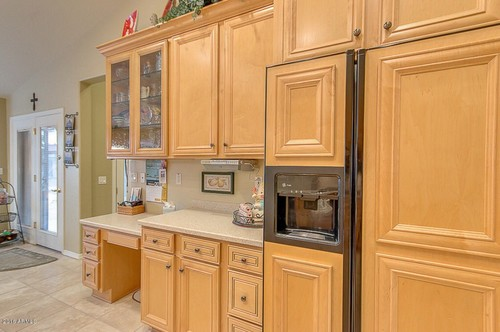 What type of wood cabinets are these beech or maple for Types of wood kitchen cabinets