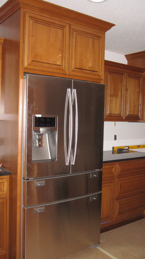 What Color Kitchen Cabinet Hardware Would You Choose Black Or Oil