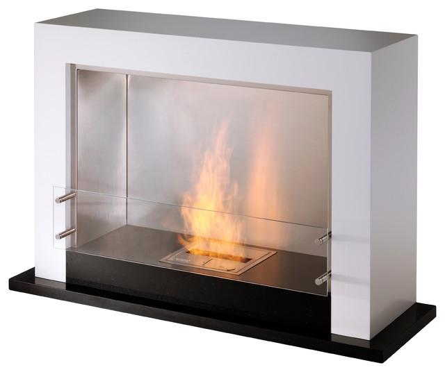 ecosmart fire oxygen modern indoor fireplaces los. Black Bedroom Furniture Sets. Home Design Ideas