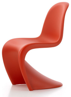 Panton junior chair classic red h x w x 17 5 for 17 x 14 living room