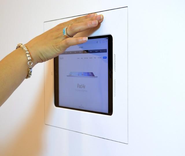 wall smart wall mount for ipad air modern tel aviv