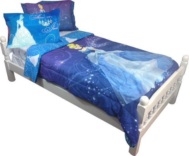 Disney Cinderella Twin-Full Comforter Night Sparkles