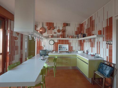 Gli anni '70   restyling di un appartamento milanese