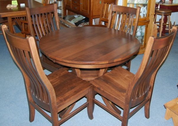 Amish Furniture Tables U0026 Chairs